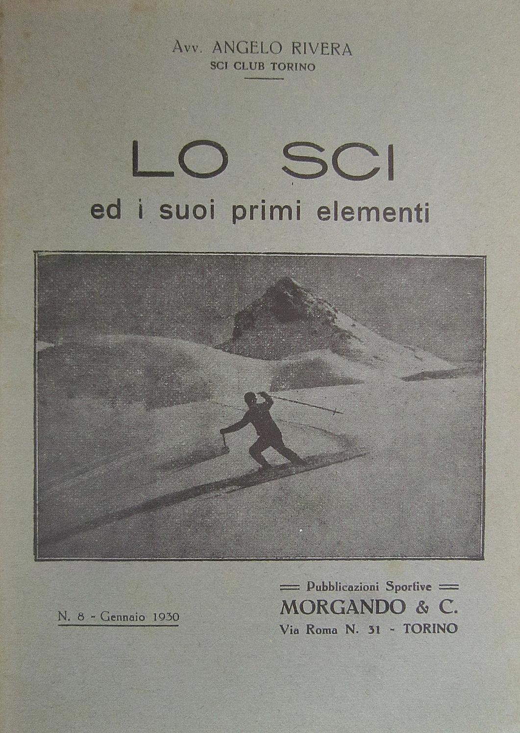 Lo sci ed i suoi primi elementi