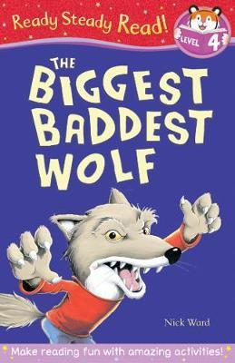 The Biggest Baddest Wolf (Ready Steady Read)