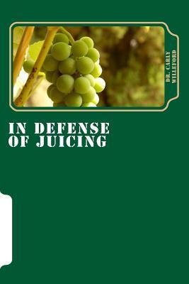In Defense of Juicing