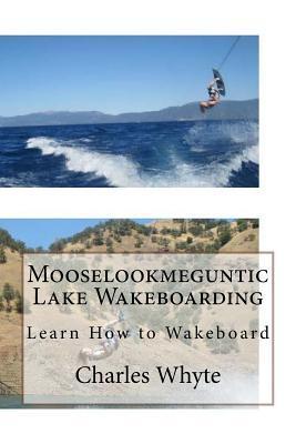 Mooselookmeguntic Lake Wakeboarding