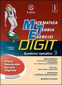 Matematica teoria esercizi digit. Quaderno operativo. Con e-book. Con espansione online. Per la Scuola media