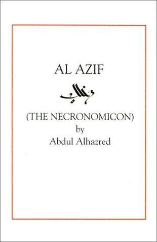 Necronomicon (Al Azif)