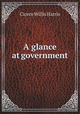A Glance at Government