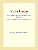 Viola Gwyn (Webster's Portuguese Thesaurus Edition)