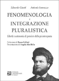 Fenomenologia e integrazione pluralistica
