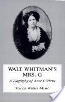 Walt Whitman's Mrs. G