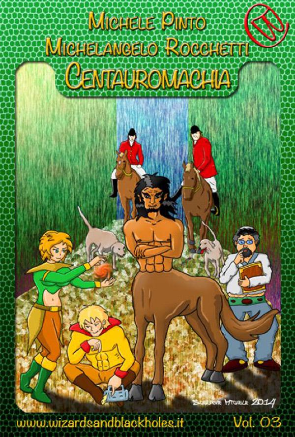 Centauromachia