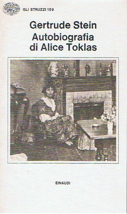 Autobiografia di Alice Toklas