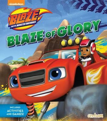 Blaze of Glory Story Book