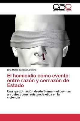 El homicidio como evento