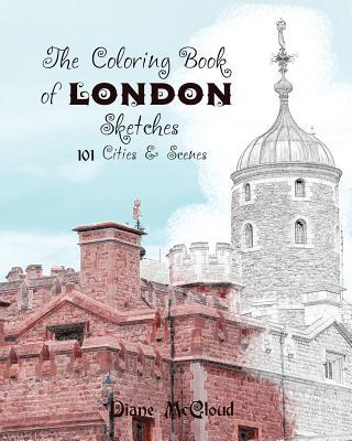 The Coloring Book of London Sketches