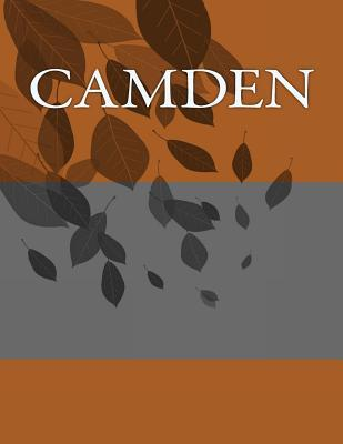 Camden Write in Book