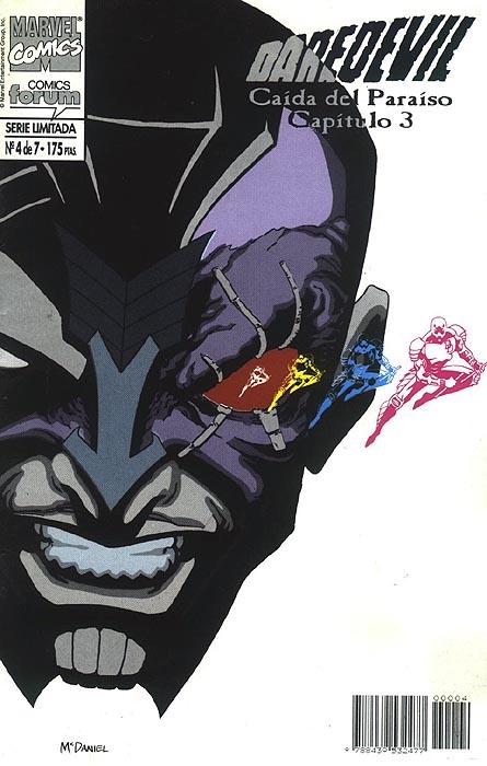 Daredevil: Caída del paraíso #4 (de 7)