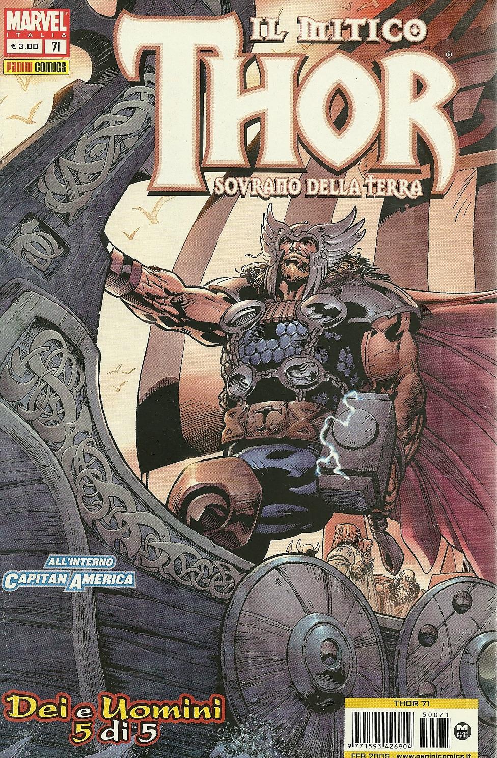 Thor n. 71