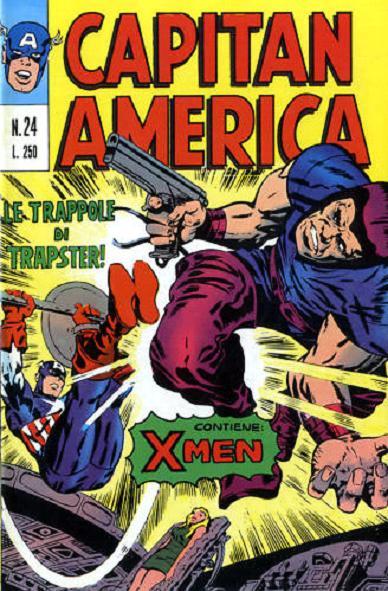 Capitan America n. 24