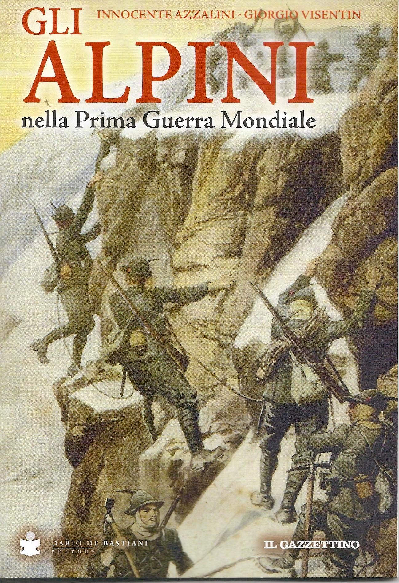 Gli Alpini nella Prima Guerra Mondiale