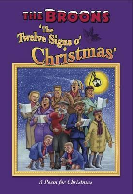 The Broons the 12 Signs of Christmas