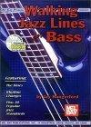 Mel Bay Walking Jazz Lines for Bass