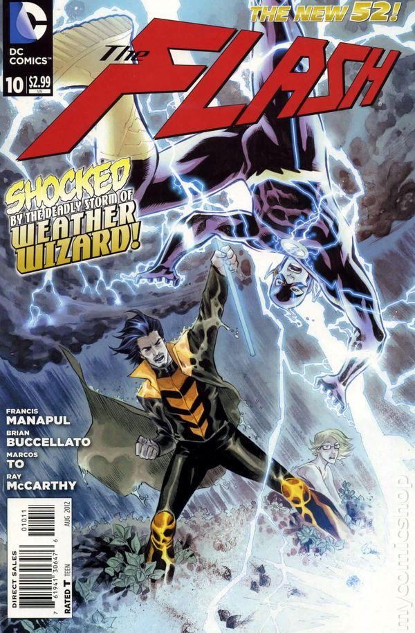 The Flash Vol.4 #10