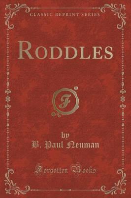 Roddles (Classic Reprint)