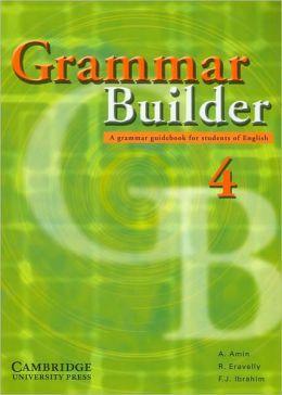 Grammar Builder, Level 4