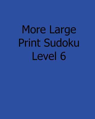 More Sudoku Level 6