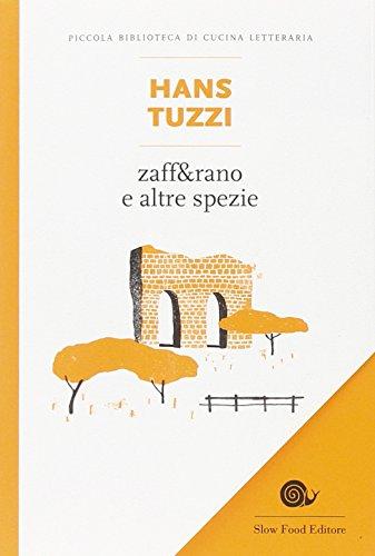 Zaff&rano e altre spezie