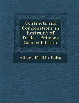Contracts and Combin...