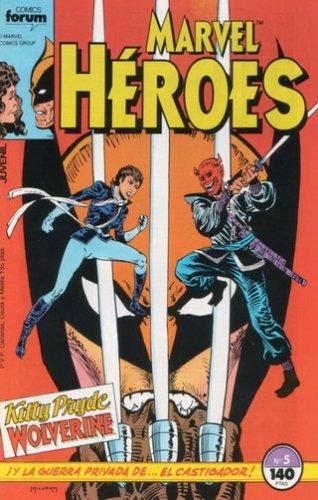 Marvel Héroes #5 (d...