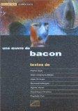 Une oeuvre de Bacon