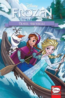 Disney's Frozen Comics Collection 2