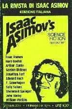 La rivista di Isaac Asimov n. 01