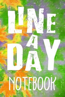 Line a Day Notebook