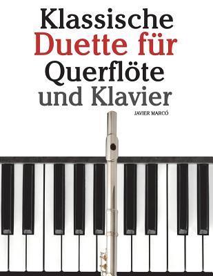 Klassische Duette Für Querflöte Und Klavier