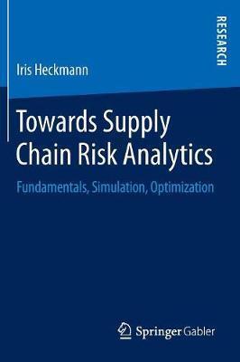 Towards Supply Chain Risk Analytics