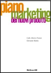 Piano marketing dei nuovi prodotti