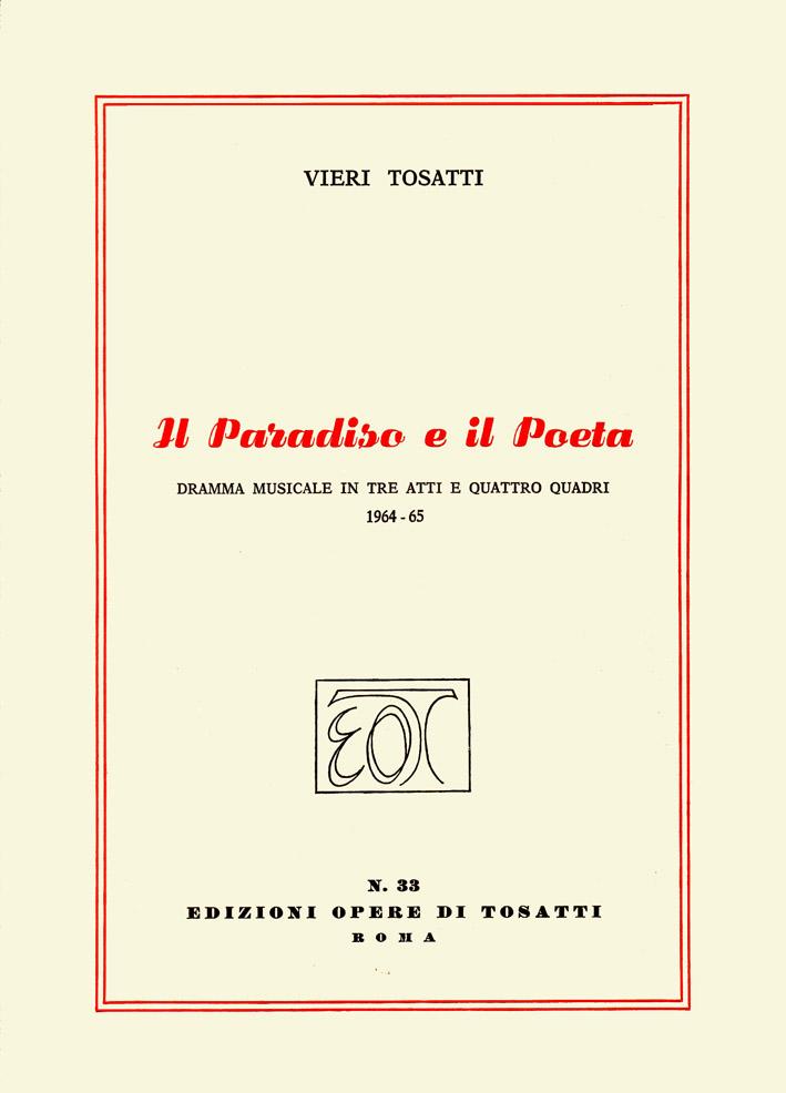 Il Paradiso e il Poeta