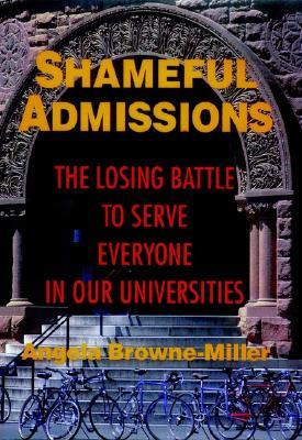 Shameful Admissions