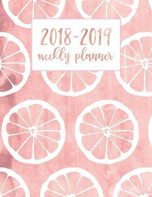 2018-2019 Weekly Planner