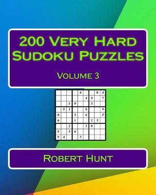 200 Very Hard Sudoku Puzzles