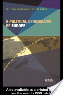 Political Chronology of Europe