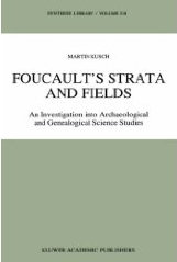 Foucault's strata and fields