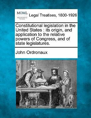 Constitutional Legis...