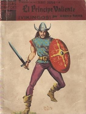El Príncipe Valiente #7 (de 37)
