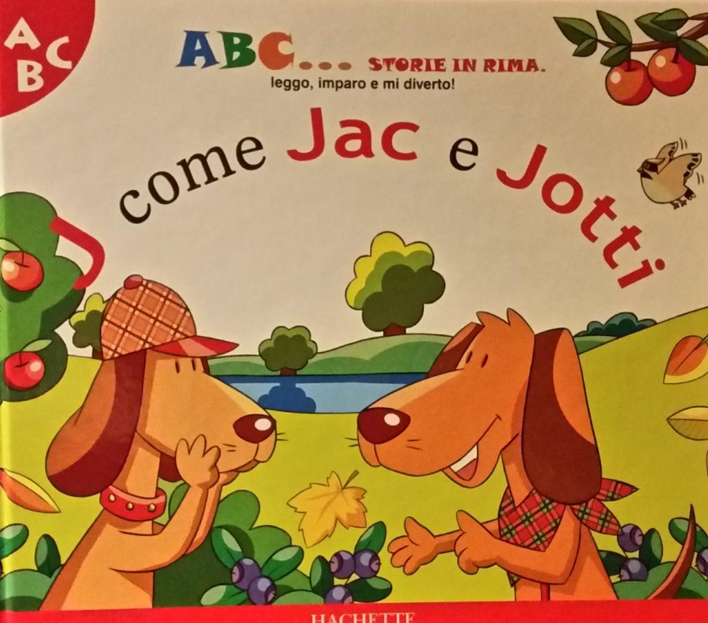 J come Jac e Jotti