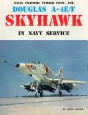Douglas A-4E/F Skyhawk In Navy Service