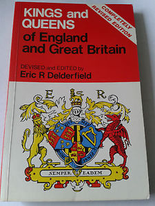 Kings and queens of England and Great Britain