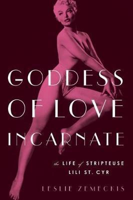 Goddess of Love Incarnate