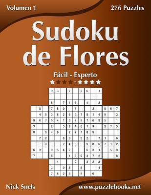Sudoku de Flores de Fácil a Experto / Flower Sudoku Easy to Expert