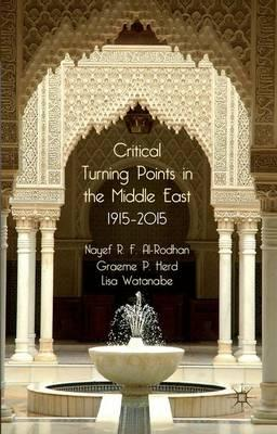 Critical Turning Points in the Middle East
